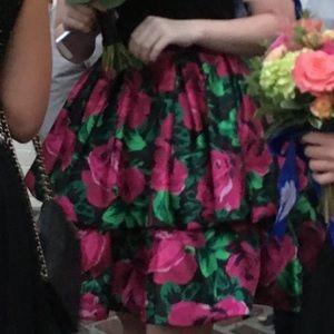 Sherri Hill Dresses - Sherri hill pink rose dress